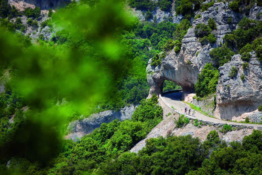Rennrad Mont Ventoux Provence