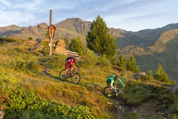 Alpen-Bike-Gipfel Tirol