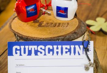 Gutschein Geschenk-Set