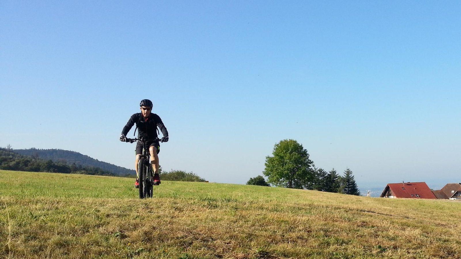 E-MTB Trans-Schwarzwald