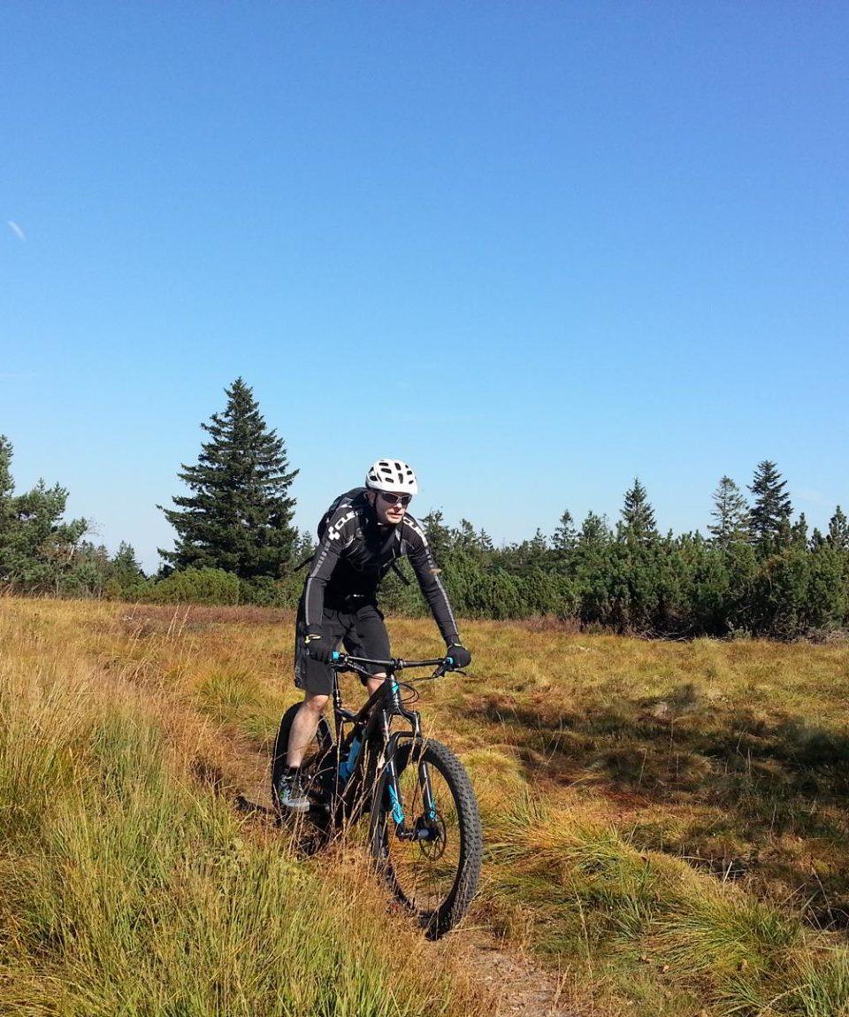 Trails auf unserer E-MTB Trans-Schwarzwald