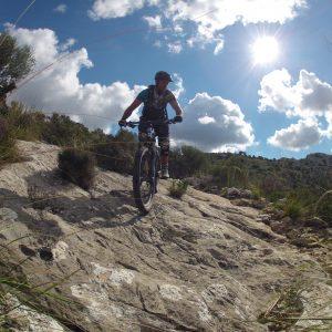 MTB, Mallorca, Trails, Tapas, Meer