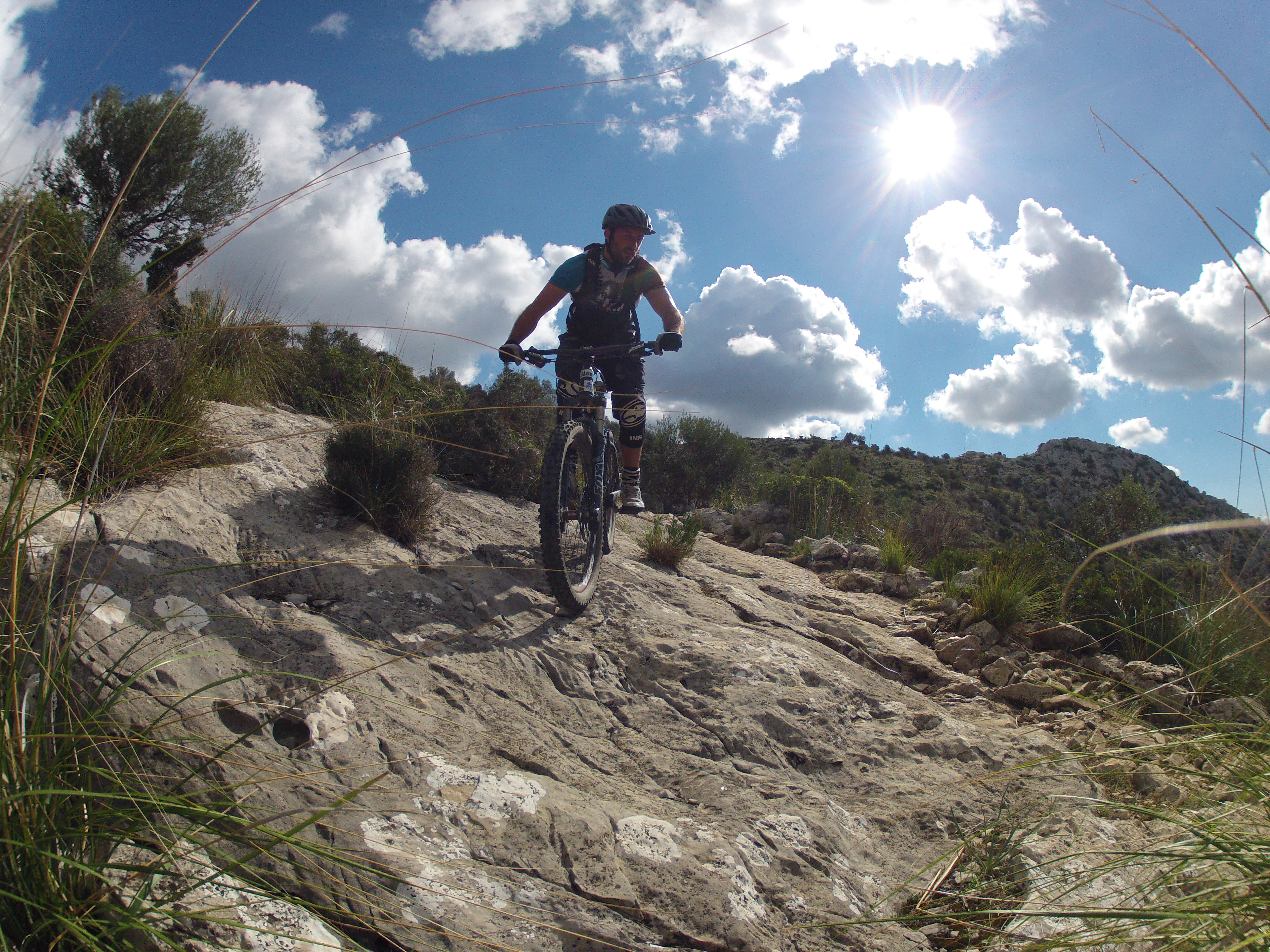 MTB endless summer Woche auf Mallorca