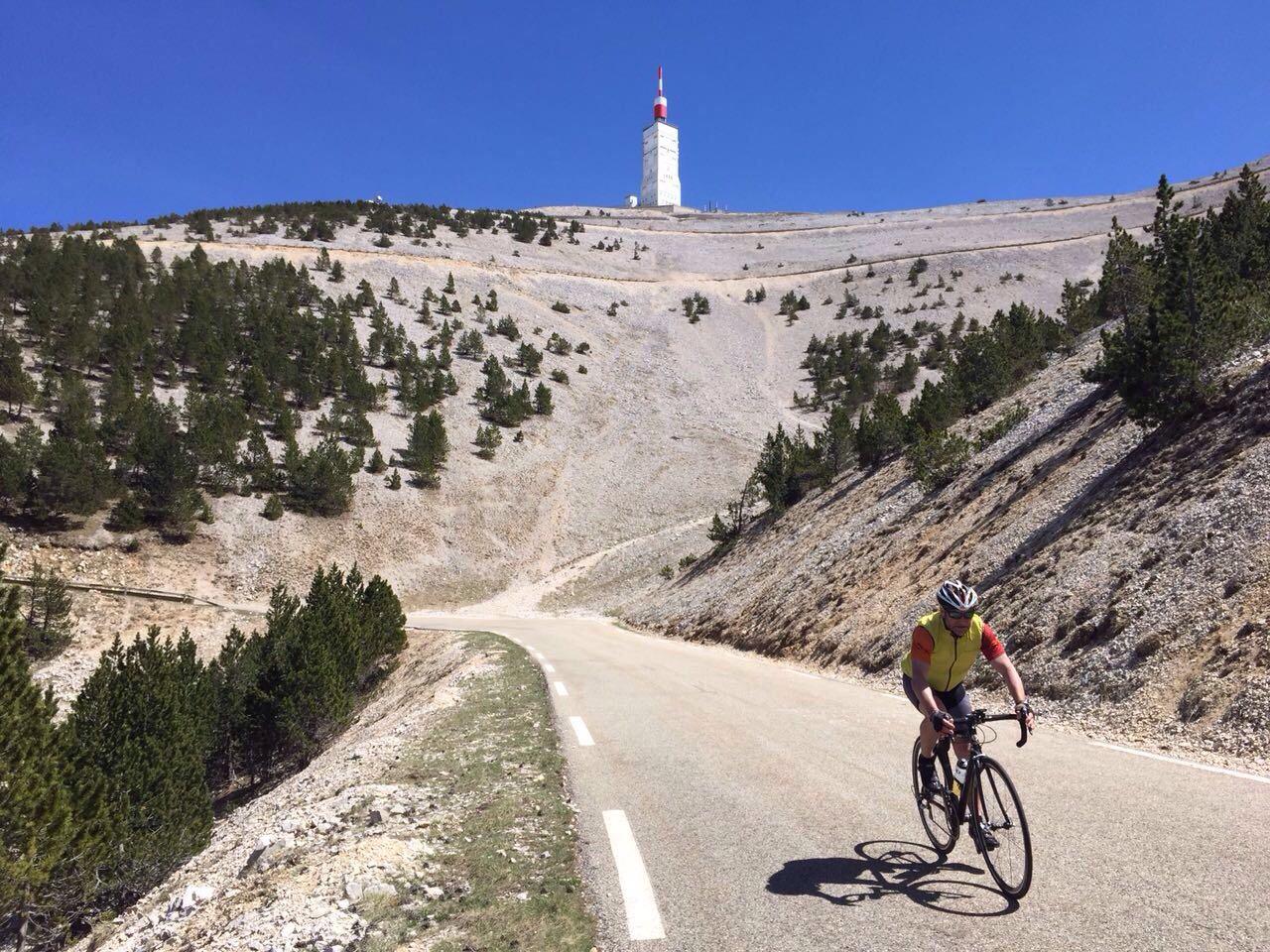 Rennrad Woche Mont Ventoux