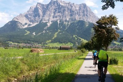 Via Claudia MTB Tour: Via Claudia Zillertal Gardasee