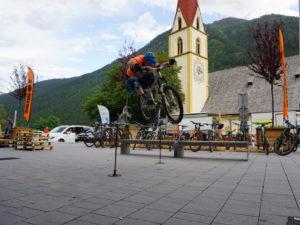 Beim Alpen-BIke-Gipfel wartet auf alle Biker und Begleitpersonen ein tolles Rahmenprogramm