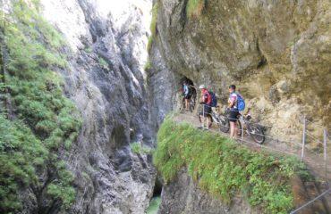MTB Transalp Alpenüberuerung Frauen