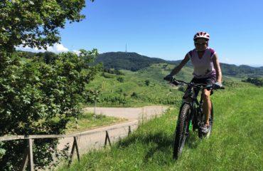 """active woman/beitune Camp """"Bike & Wein"""" im Kaiserstuhl"""