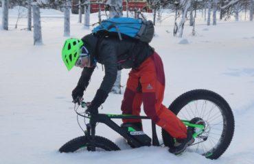 beitune Winterreise Lappland