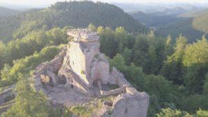 beitune MTB Trailcamp Nordvogesen