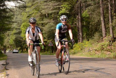 Frauen-Power bei unseren beitune Rennrad-Wochenenden