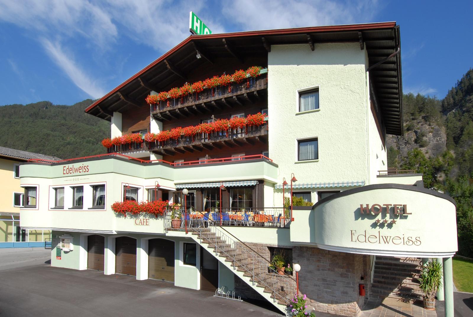 Das Hotel Edelweiss in Pfunds ist ein Partnerhotel von beitune