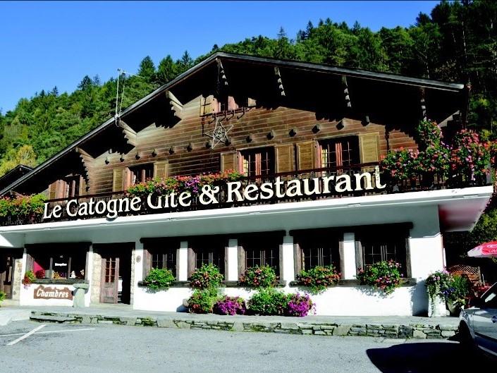 Das beitune Partnerhotel Le Catogne liegt im wunderschönen Wallis