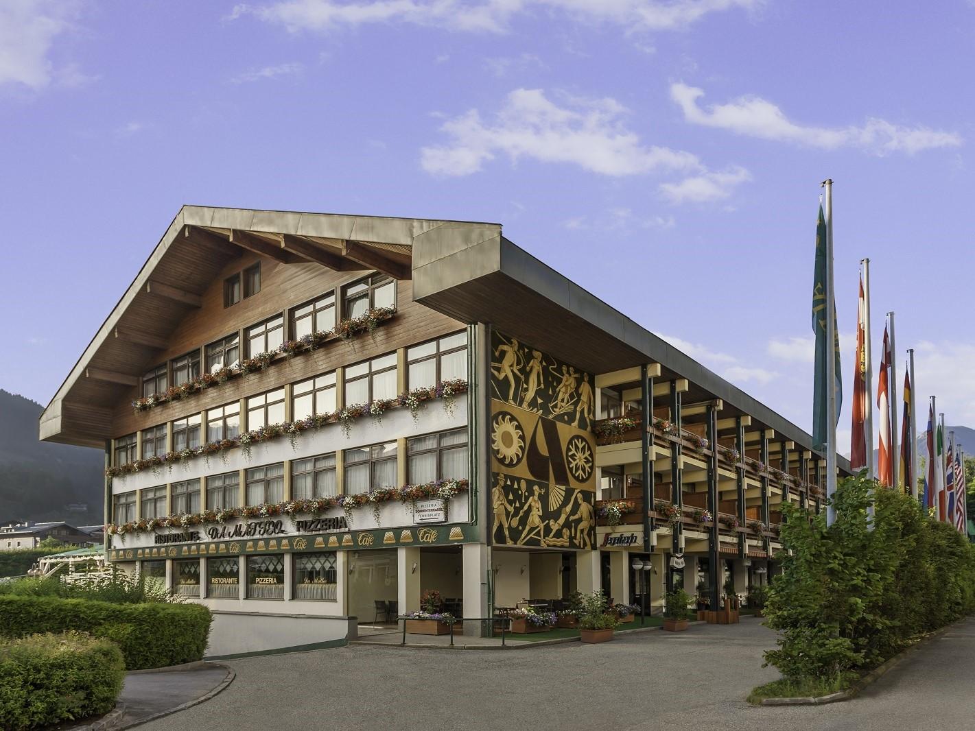 Das beitune Partnerhotel Alpenland im Salzburger Land gehört zu unseren Hotels auf der Genusstour Achensee-Venedig