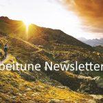 Der beitune Newsletter erscheint regelmäßig per Mail.